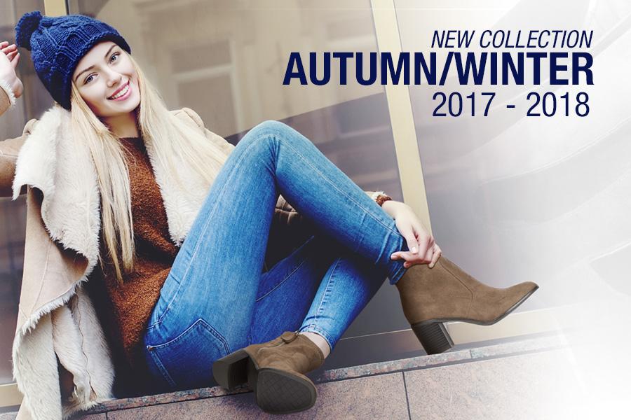 26513a45c1b7 Nueva colección Otoño Invierno 2017-2018 - D'Angela Store