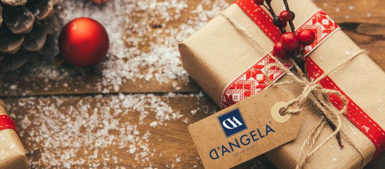Hasta un 35% de descuento en tus compras con D'Angela