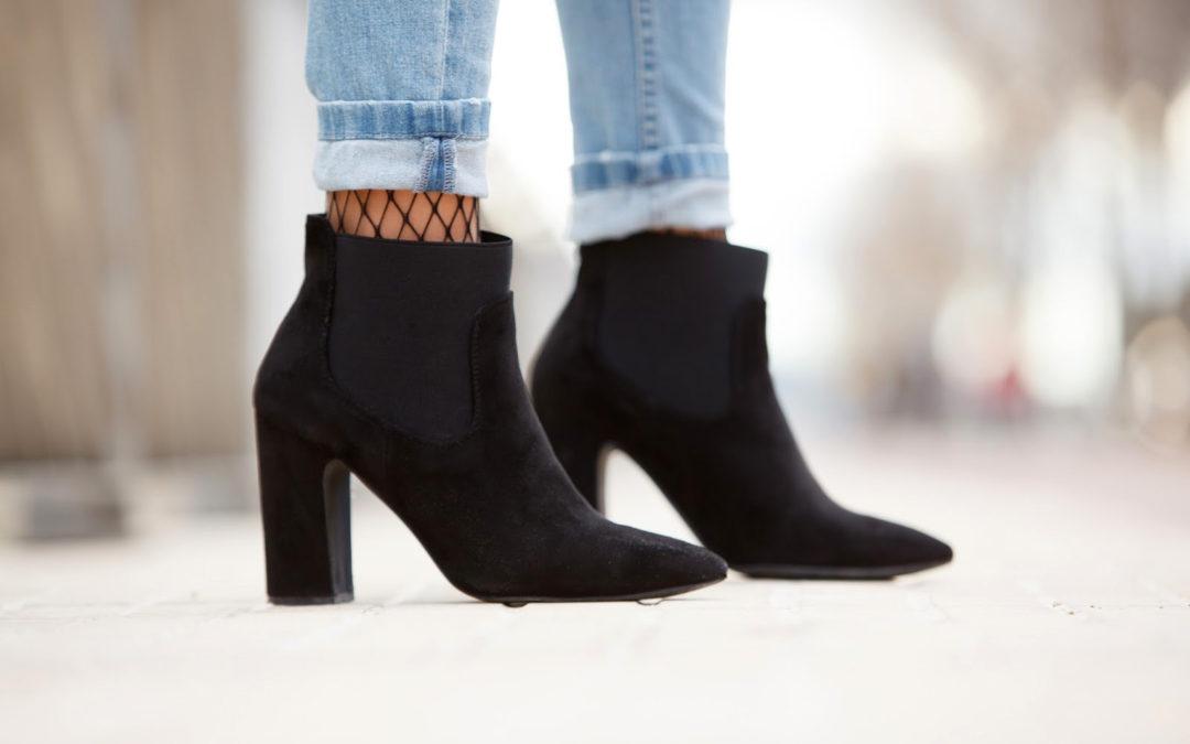 Pásate al calzado negro con D'Angela
