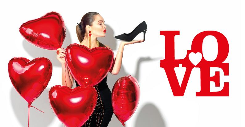 ¿Quieres triunfar este San Valentin 2021? ¡Regala zapatos D'Angela!