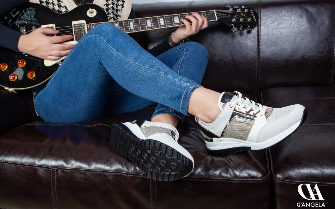 Estas son las Sneakers Urbanas de D'Angela que necesitas ya en tu armario
